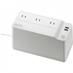 APC / Schneider Electric - BGE90M-CA - APC by Schneider Electric Back-UPS Connect 90, 120V, Network Backup, USB Charging Ports, Canada - 125 VA/75 W - 120 V AC - Tower - 3 x NEMA 1-15R