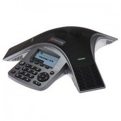 Polycom - 2200-30900-025-RF - Polycom - Ingram Certified Pre-Owned SoundStation 5000 IP Conference Station - VoIP - PoE Ports