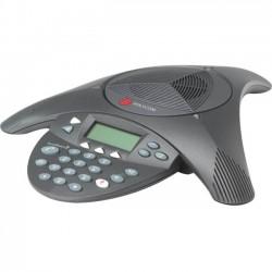 Polycom - 2200-16200-001-RF - Polycom - Ingram Certified Pre-Owned SoundStation2 EX Conference Phone - 1 x Phone Line