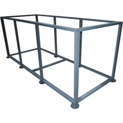 APC / Schneider Electric - ACFS76096 - Uniflair Floorstand 610mm (24in) - Frame 5 - 24 Height x 67.3 Width x 33.7 Depth - Floor Stand