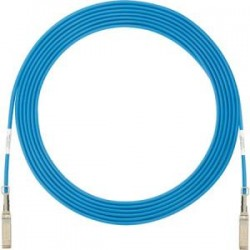 Panduit - PSF1AXD10MBU - Panduit Twinaxial Network Cable - Twinaxial for Network Device - 1.25 GB/s - 32.81 ft - 1 x SFP+ Network - 1 x SFP+ Network - Blue