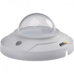 Axis Communication - 5800-631 - AXIS M3004-V/05-V Clear Dome - White, Clear