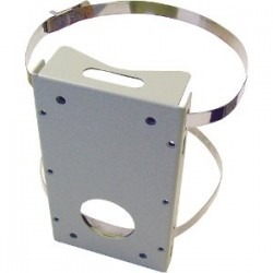 CBC (America) / Computar - ZCA-PTDM - Ganz Pole Mount for Surveillance Camera