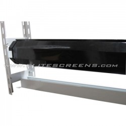 Elite Screens - ZCTE135V128X - Elite Screens ZCTE135V128X Trim Kit for Flat Panel Display - 84 to 150 Screen Support