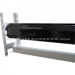 Elite Screens - ZCTE138C - Elite Screens ZCTE138C Trim Kit for Flat Panel Display - 84 to 150 Screen Support