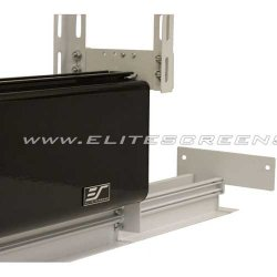 Elite Screens - ZCU3 - Elite Screens ZCU3 Trim Kit for Projector Screen - Metal - White