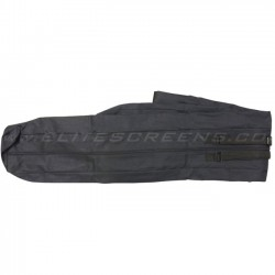 Elite Screens - ZF100V BAG - Elite Screens Carrying Case for Projection Screen - Black - Nylon, Canvas - Shoulder Strap