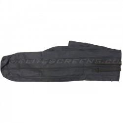 Elite Screens - ZF60V BAG - Elite Screens Carrying Case for Projection Screen - Black - Nylon, Canvas - Shoulder Strap