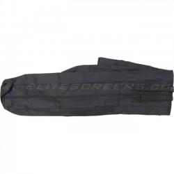 Elite Screens - ZF84V BAG - Elite Screens Carrying Case for Projection Screen - Black - Nylon, Canvas - Shoulder Strap, Handle