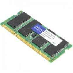 AddOn - 498474-001-AAK - AddOn HP 498474-001 Compatible 1GB DDR2-667MHz Unbuffered Dual Rank 1.8V 200-pin CL5 SODIMM - 100% compatible and guaranteed to work