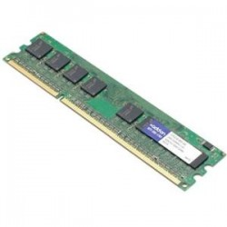 AddOn - 576110-001-AAK - AddOn HP 576110-001 Compatible 2GB DDR3-1333MHz Unbuffered Dual Rank 1.5V 240-pin CL9 UDIMM - 100% compatible and guaranteed to work
