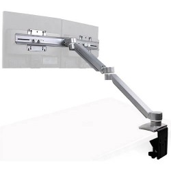 AVFI - C900-D - VFI C900D Mounting Arm for Flat Panel Display - 22 Screen Support - 20 lb Load Capacity - Black