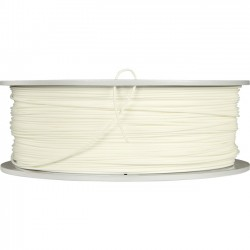 Verbatim / Smartdisk - 55251 - Verbatim PLA 3D Filament 1.75mm 1kg Reel - White - White - 1.75mm
