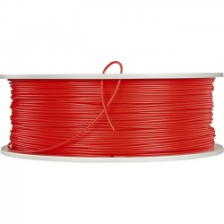 Verbatim / Smartdisk - 55253 - Verbatim PLA 3D Filament 1.75mm 1kg Reel - Red - Red - 1.75mm