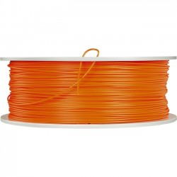 Verbatim / Smartdisk - 55255 - Verbatim PLA 3D Filament 1.75mm 1kg Reel - Orange - Orange - 1.75mm