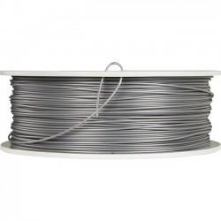 Verbatim / Smartdisk - 55258 - Verbatim PLA 3D Filament 1.75mm 1kg Reel - Silver - Silver - 1.75mm