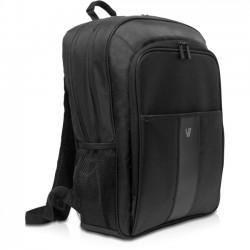 V7 - CBP22-9N - V7 Professional 2 Carrying Case (Backpack) for 17.3 Notebook - Weather Resistant, Moisture Resistant Handle - Shoulder Strap