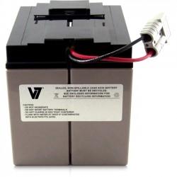 V7 - RBC7-V7 - V7 RBC7 UPS Replacement Battery for APC - 24 V DC - Sealed Lead Acid (SLA) - Leak Proof/Maintenance-free - 3 Year Minimum Battery Life - 5 Year Maximum Battery Life