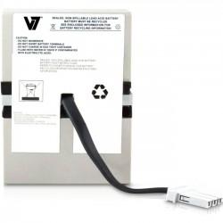 V7 - RBC32-V7 - V7 RBC32 UPS Replacement Battery for APC - 24 V DC - Sealed Lead Acid (SLA) - Leak Proof/Maintenance-free - 3 Year Minimum Battery Life - 5 Year Maximum Battery Life