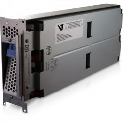 V7 - RBC43-V7 - V7 RBC43 UPS Replacement Battery for APC - 24 V DC - Sealed Lead Acid (SLA) - Leak Proof/Maintenance-free - 3 Year Minimum Battery Life - 5 Year Maximum Battery Life