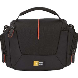 Case Logic - DCB-305BLACK - Case Logic(R) DCB-305BLACK Camcorder Kit Bag