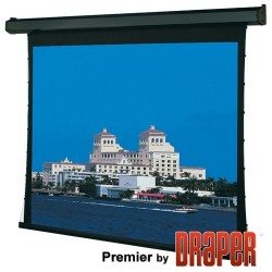 Draper - 101755FN - Draper Premier Electric Projection Screen - 189 - 16:10 - Wall/Ceiling Mount - 100 x 160 - Pure White XT1300V