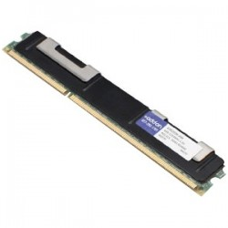 AddOn - 43R2036-AMK - AddOn Lenovo 43R2036 Compatible Factory Original 4GB DDR3-1066MHz Registered ECC Dual Rank x4 1.5V 240-pin CL9 RDIMM - 100% compatible and guaranteed to work