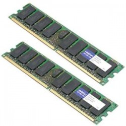 AddOn - 41Y2845-AMK - AddOn IBM 41Y2845 Compatible Factory Original 8GB DDR2-667MHz Fully Buffered ECC Dual Rank 1.8V 240-pin CL5 FBDIMM - 100% compatible and guaranteed to work