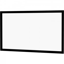 Da-Lite - 21892V - Da-Lite Cinema Contour Fixed Frame Projection Screen - 164 - 16:10 - Wall Mount - 87 x 139 - HD Progressive 1.1