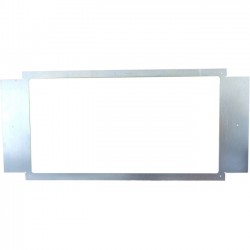 Premier Mounts - LMV-407 - Premier Mounts LMV-407 Mounting Spacer for Digital Signage Display - Silver