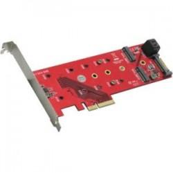Addonics Technologies - AD2M2S-PX4 - Addonics M2 PCIe SSD Adapter X110