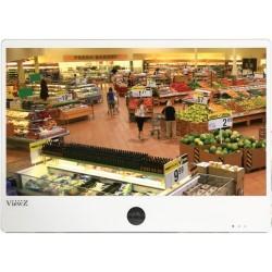 ViewZ - VZ-PVM-Z2W2 - ViewZ HD Public View LED Monitor - 23 LCD - 1920 x 1080 - LED - 250 Nit - 1080p - HDMI - USB - DVI