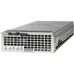Cisco - UCSME-142L1-M4 - Cisco M142 Server - 2 2.70 GHz - 64 GB Installed - Serial ATA, Serial Attached SCSI (SAS) Controller - 2 x 1400 W - 64 GB RAM Support