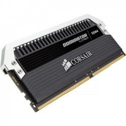 Corsair - CMD128GX4M8B2800C14 - Corsair Dominator Platinum Series 128GB DDR4 SDRAM Memory Module - 128 GB (8 x 16 GB) - DDR4 SDRAM - 2800 MHz DDR4-2800/PC4-22400 - 1.35 V - Unbuffered - 288-pin - DIMM