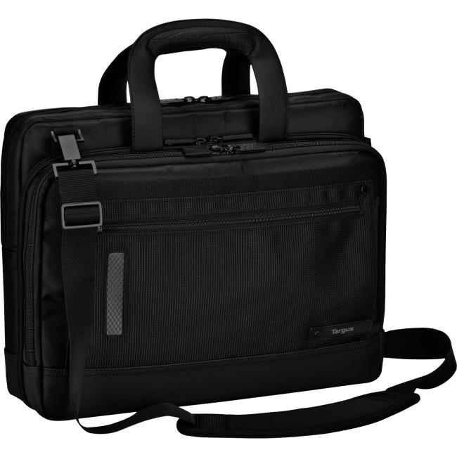 Targus - TTL414US - Targus Revolution TTL414US Carrying Case for 14.1 Notebook - Black - Nylon - Checkpoint Friendly at Sears.com