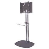 Premier Mounts - PSDTS72 - Premier Mounts PSD-TS72 Dual-Pole Floor Stand - Up to 72 Plasma Display - Chrome at Sears.com