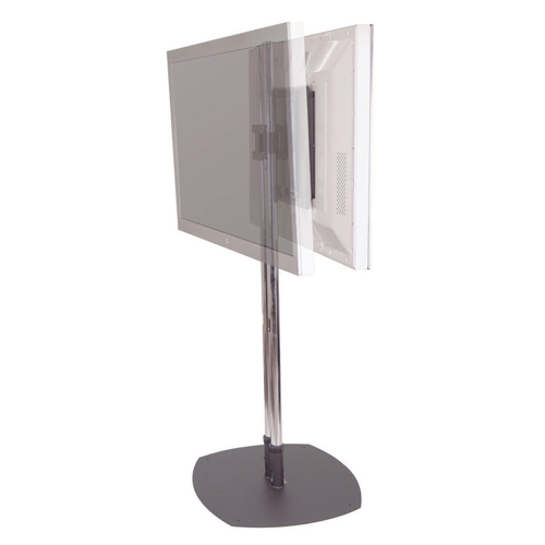 Premier Mounts - PSD-CS72 - Premier Mounts CS Series Dual Floor Display Stand with 72 Chrome Poles - Up to 320lb - Up to at Sears.com