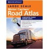 Rand McNally - 0528012169 - Large Scale Motor Carriers' Road Atlas with Laminated Pages