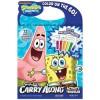 Bendon Publishing - 26005DAS - Imagine Ink Carry Along Activity Traveler SpongeBob