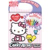 Bendon Publishing - 26040DAS - Licensed Imagine Ink Carry Along Activity Hello Kitty