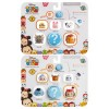 Disney Interactive - 9134 - Disney Tsum Tsum 9-Pack Wave 4 Assortment