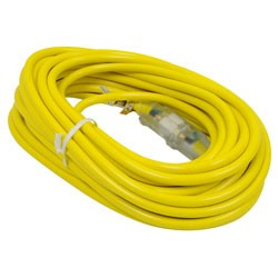 Coleman Cable - 02588 - 12-Gauge 50' Pro Power Outdoor Cord