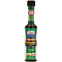Lucas Oil - 10924 - 5.25oz. Safeguard(TM) Ethanol Fuel Conditioner with Stabilizers 6-Pack
