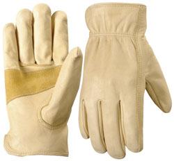 Wells Lamont - 1130L - Wl 1130l Cowhide Glove053300-77011-1