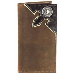 Other - 1703M02 - Rodeo Wallet with Shotgun Shell Concho