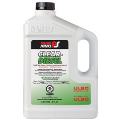 Power Service - 1928006 - 2.365 Liter Clear-Diesel Fuel & Tank Cleaner Canadian