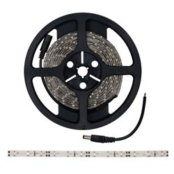 Metra / The-Install-Bay / Fishman - 3MRBLK - 3 Meter LED Strip Light with Black Base Red