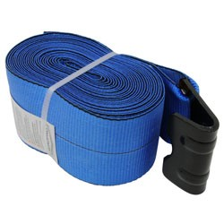 RoadPro - 430FH - 4x30' Strap with Flat Hook