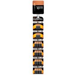 Duracell - 5001425 - AA & AAA Alkaline Battery 6-Piece Clipstrip Assortment