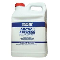 Power Service - 705002 - 2.5 Gallon Artic Express Antigel Concentrate 1:500 Formula